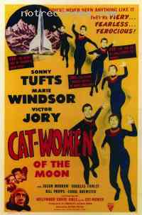 Poster Cat-women of the moon 248781