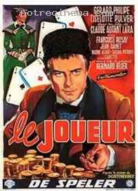 affiche  Le Joueur 253353