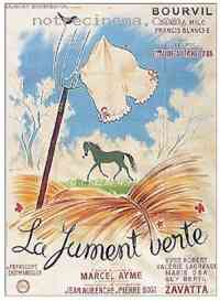 Poster La Jument verte 253450
