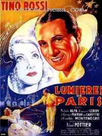 affiche  Lumières de Paris 254477
