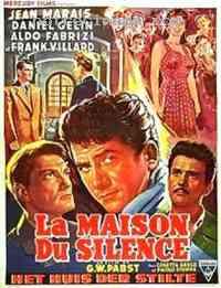 Poster La Maison du silence 254828