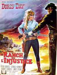 Poster Le Ranch de l'injustice 255468