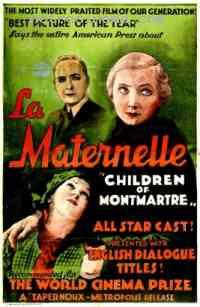 affiche  La Maternelle 255813