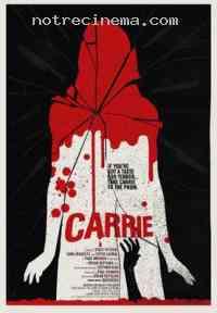 affiche  Carrie au bal du Diable 258868
