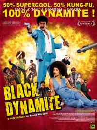 affiche  Black Dynamite 258939