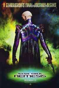 affiche  Star Trek : Nemesis 259718