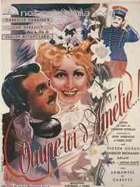 Poster Occupe-toi d'Amélie 260209