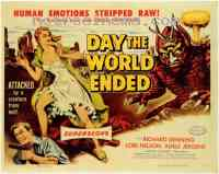 Poster Day the world ended 261182