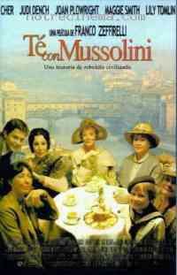 Poster Un th� avec Mussolini 26727