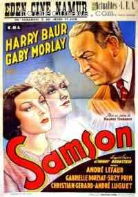affiche  Samson 267570