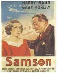 affiche  Samson 267571