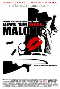 affiche  Fais leur vivre l'enfer, Malone 267622