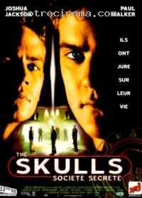 affiche  The Skulls, Soci�t� secr�te 268987