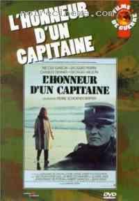 affiche  L'Honneur d'un capitaine 274330