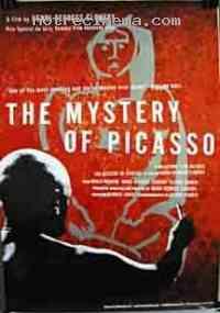 affiche  Le Mystère Picasso 274341
