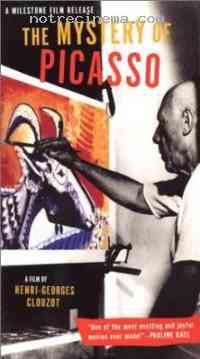 Poster Le Mystère Picasso 274342