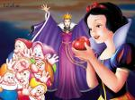 wallpapers Blanche Neige et les 7 Nains