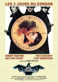 poster  Three days of the Condor 281155