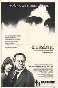 affiche  Missing/Porté disparu 283566