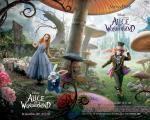 wallpapers Alice au pays des Merveilles