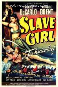 Poster La Belle esclave 285751