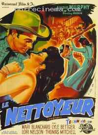 affiche  Le Nettoyeur 286682
