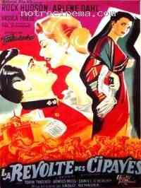 Poster La R�volte des cipayes 288638