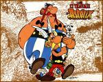 wallpaper  Les Douze travaux d'Asterix 288664