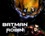 wallpapers Batman & Robin