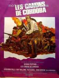 affiche  Les Canons de Cordoba 289879