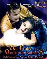 Poster Ali Baba et les 40 Voleurs 290368