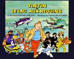 wallpapers Tintin et le lac aux requins