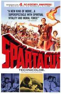 affiche  Spartacus 292041