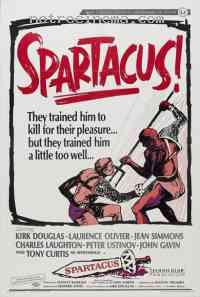 Poster Spartacus 292042
