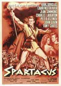 affiche  Spartacus 292043