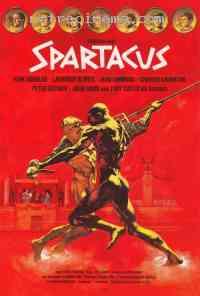affiche  Spartacus 292044