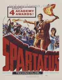 affiche  Spartacus 292047