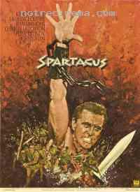 affiche  Spartacus 292048