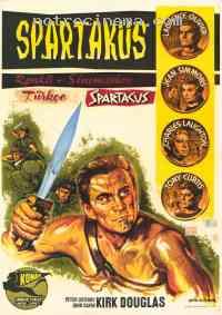 affiche  Spartacus 292051