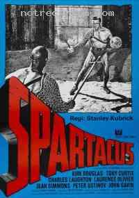 affiche  Spartacus 292053