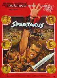 affiche  Spartacus 292054