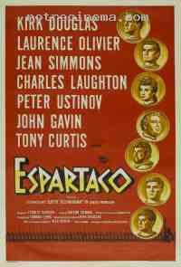 affiche  Spartacus 292055