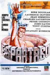 affiche  Spartacus 292057