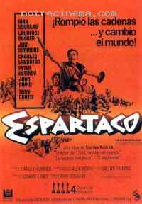 affiche  Spartacus 292058