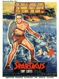 Poster Spartacus 292060