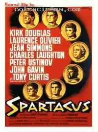 affiche  Spartacus 292061