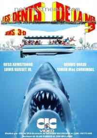 Poster Les Dents de la mer 3 292122