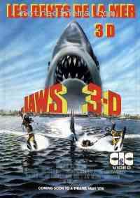 affiche  Les Dents de la mer 3 292125