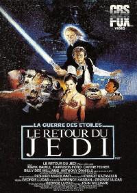 affiche  Star Wars Le Retour du Jedi 292238