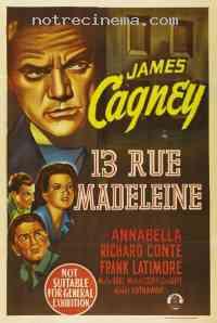 Poster 13, rue Madeleine 292740